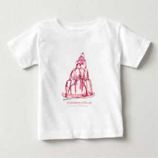 tony fernandes's strawberry jello cat baby T-Shirt