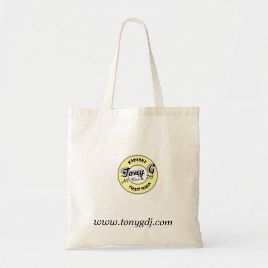 Tony G Logo Bag