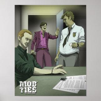 Tony Goldstein, Esq. - Mob Attorney Poster