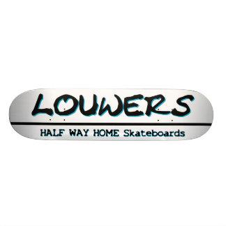Tony Louwers Pro Model Skateboards