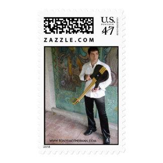 Tony Smotherman Postage Stamps