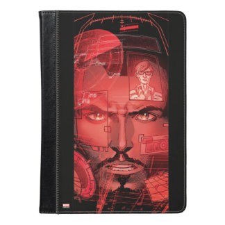 Tony Stark In Iron Man Suit iPad Air Case