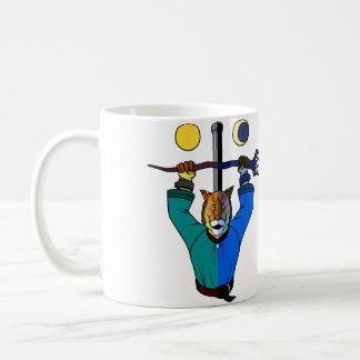 TONY THE TIME LORD MUG