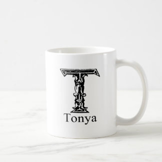 Tonya Coffee Mug