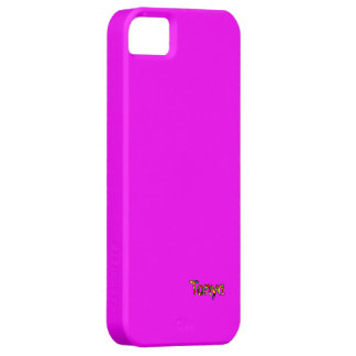 Tonya iphone 5 pink case