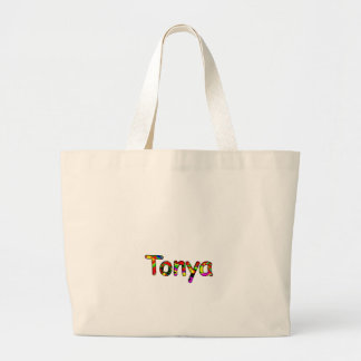 Tonya Large Tote Bag