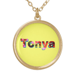 Tonya's necklace