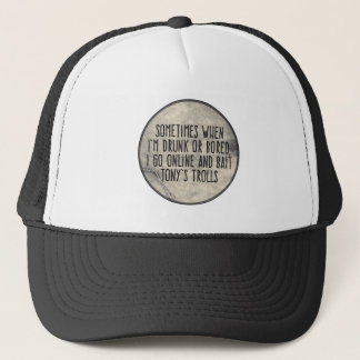 Tony's Trolls Trucker Hat