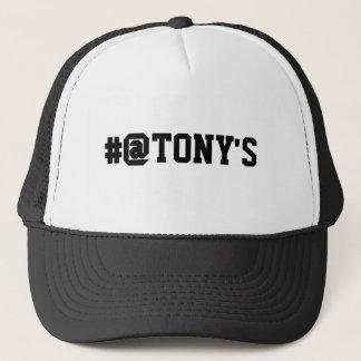 #@TONY'S TRUCKER HAT