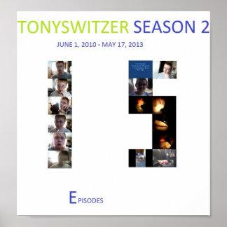 TonySwitzer - poster de la estación 2