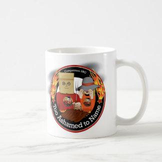Too Ashamed to Name BBQ Coffee Mug