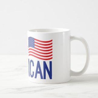 Too bad you're not AMERICAN Classic White Coffee Mug