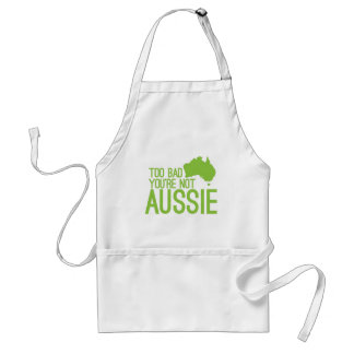 Too bad you're not AUSSIE! Apron