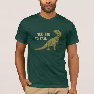 Too Big to Fail Dino Tee