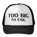 Too Big To Fail Mesh Hat