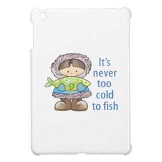 Too Cold iPad Mini Cover