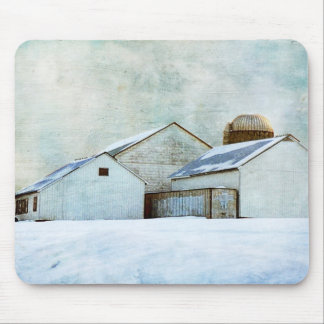 Too Cold to Fly Mouse Pad