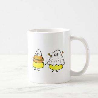 Too cool to be scared Candy Cone Coffee Mug