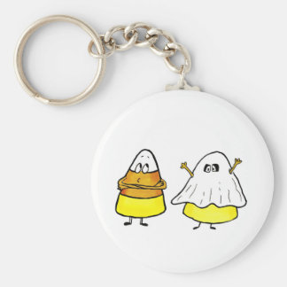 Too cool to be scared Candy Cone Keychain