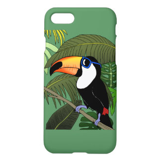 Too Cool toucan iPhone 7 Case