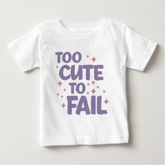 Too Cute Baby Shirt