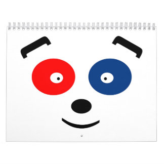 Too Cute Bear Calendar