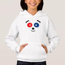 Too Cute Bear Hoodie