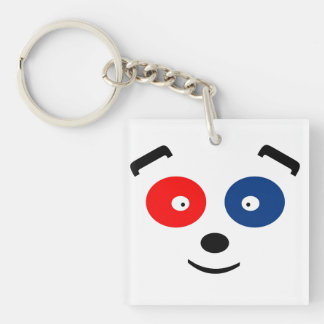 Too Cute Bear Keychain