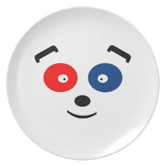 Too Cute Bear Plate