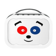 Too Cute Bear Yubo Lunch Boxes