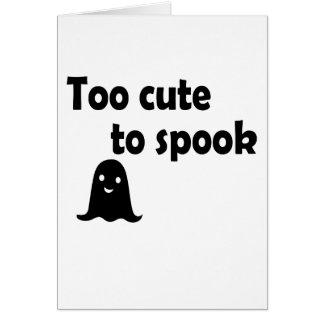 Too cute card