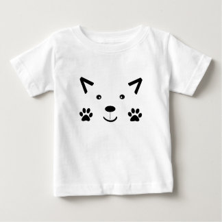 Too Cute Cat Baby T-Shirt