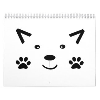 Too Cute Cat Calendar