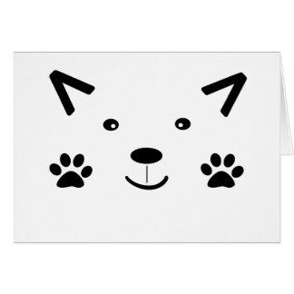 Too Cute Cat Card