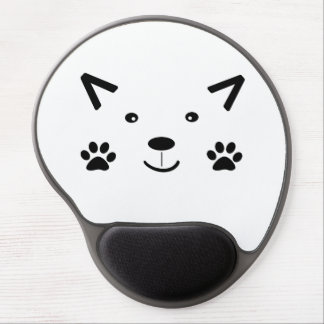 Too Cute Cat Gel Mouse Pad