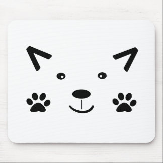 Too Cute Cat Mouse Pad
