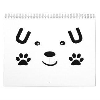 Too Cute Dog Calendar