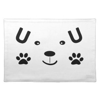 Too Cute Dog Placemats