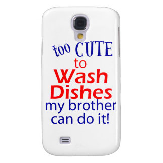 Too Cute Galaxy S4 Case