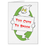 Too Cute Halloween Greeting Cards