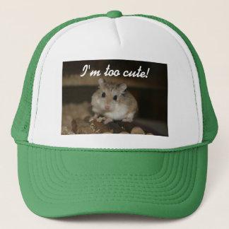 Too Cute Hamster Hat