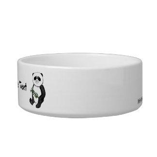 Too Cute Panda Bear Bowl
