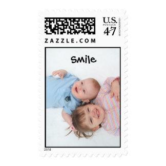 Too Cute Postage Stamp