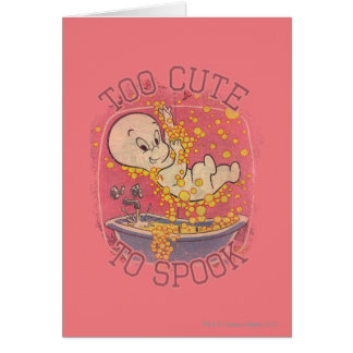 Too Cute To Spook Card