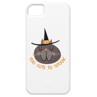TOO CUTE TO SPOOK iPhone 5 CASE