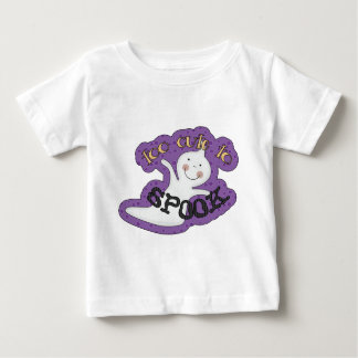 Too Cute To Spook Halloween Ghost Shirts