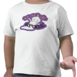 Too Cute To Spook Halloween Ghost T Shirt