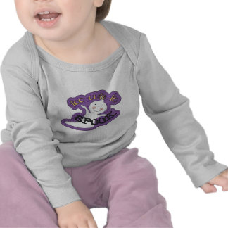 Too Cute To Spook Halloween Ghost T Shirts