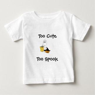 Too Cute To Spook Halloween T-Shirt