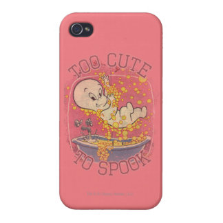 Too Cute To Spook iPhone 4/4S Cover